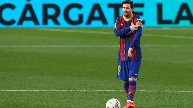 Leo Messioficial del Barcelona