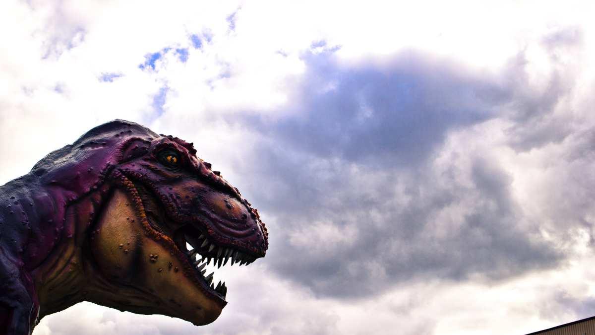 El dinosaurio más raro