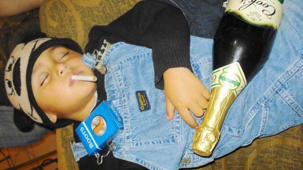 Jóvenes y tabaco