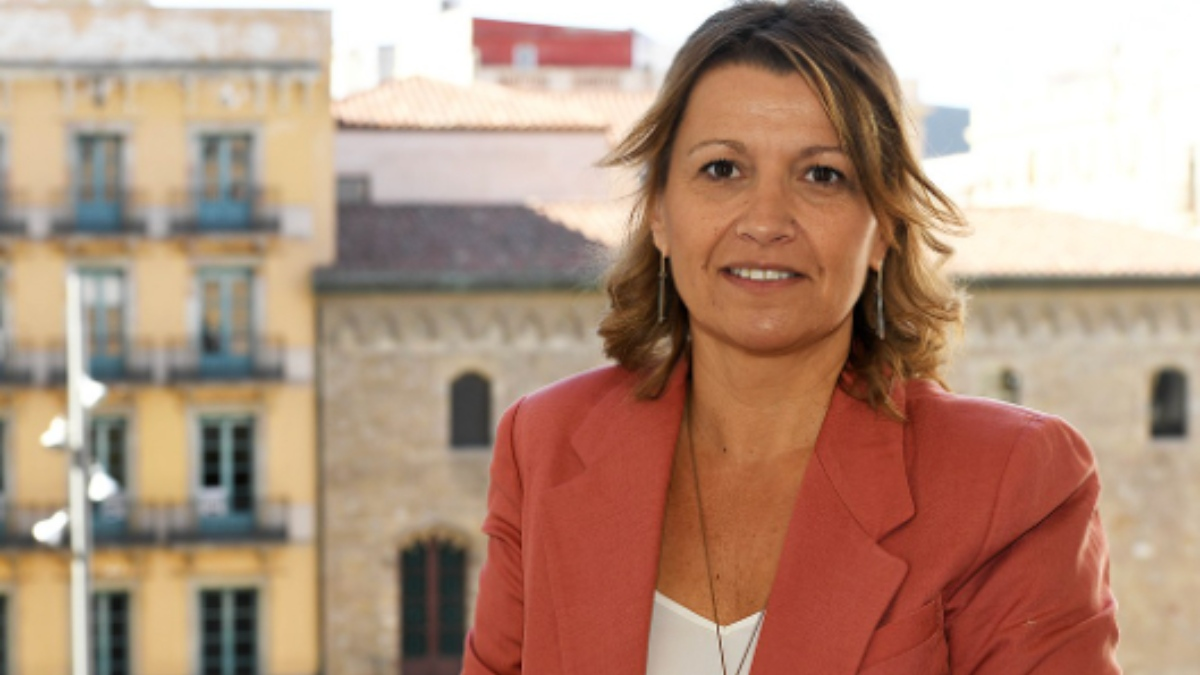 Eva Parera, diputada en el Parlament y concejal en el Ayuntamiento de Barcelona.