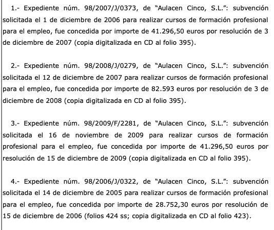 Investigado el ex número 2 del PSOE-A por regar con 730.000 € de los andaluces a la empresa de su mujer