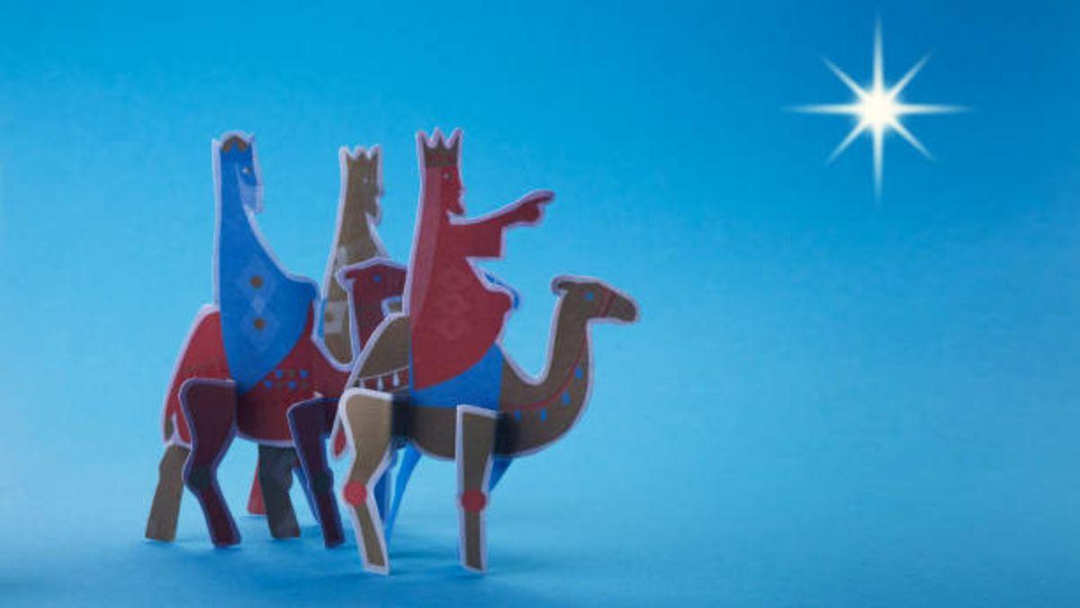 Los Reyes Magos han surcado en globo los cielos de Córdoba.