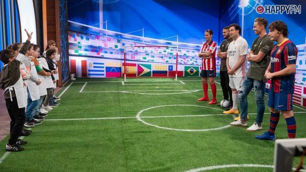 Koke y Llorente, jugadores del Atlético de Madrid, visitarán a los concursante de 'MasterChef Junior'