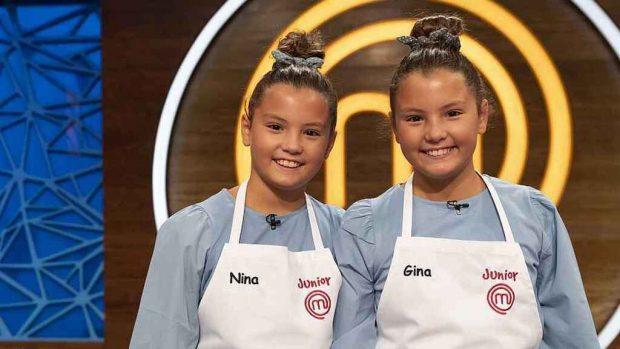 MasterChef Junior: Nina y GIna, las gemelas que concursaron en pareja, regresarán para participar en la repesca