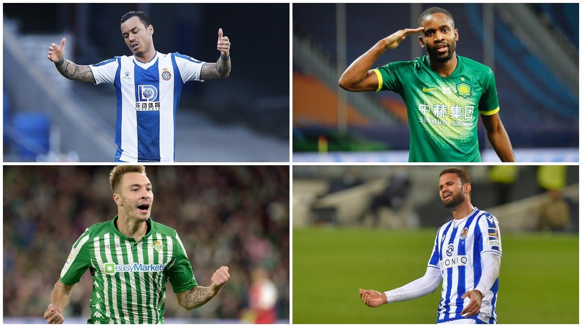 Las opciones del Atlético para reforzar la delantera: Raúl de Tomás, Bakambu, Loren, Willian José…