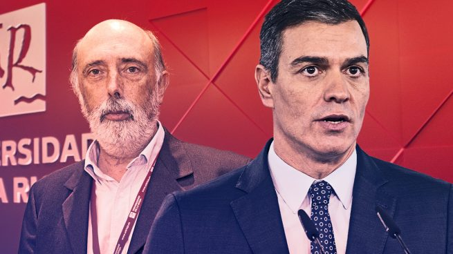 Francisco Exteberrría y Pedro Sánchez asesor fosas