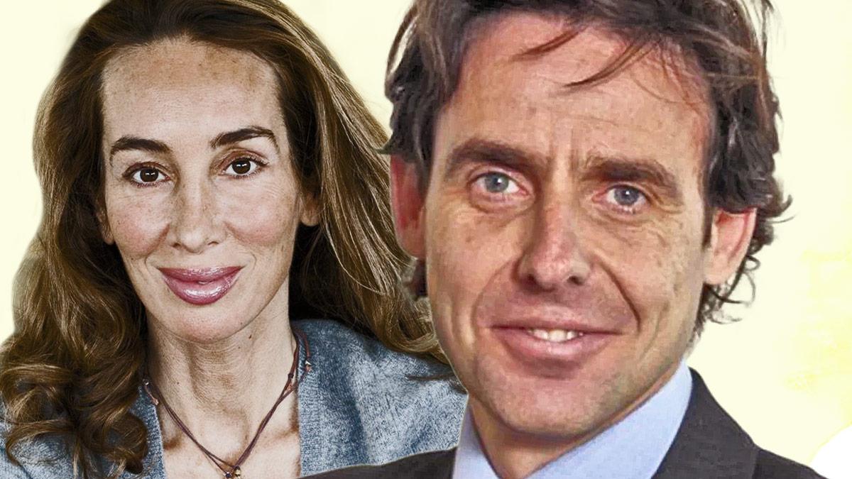 Doctora Elisa Pinto y Javier López Madrid