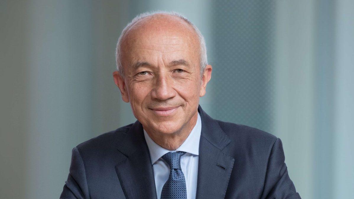 Javier Ferrán, presidente del Consejo de Administración de IAG
