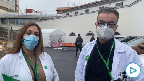 Los sanitarios denuncian falta de personal en Valencia mientras los enfermos saturan los pasillos