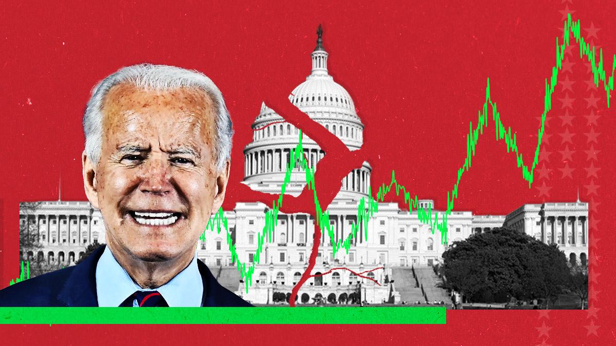 Los mercados ignoran las protestas en el Capitolio y celebran la hegemonía demócrata en EEUU