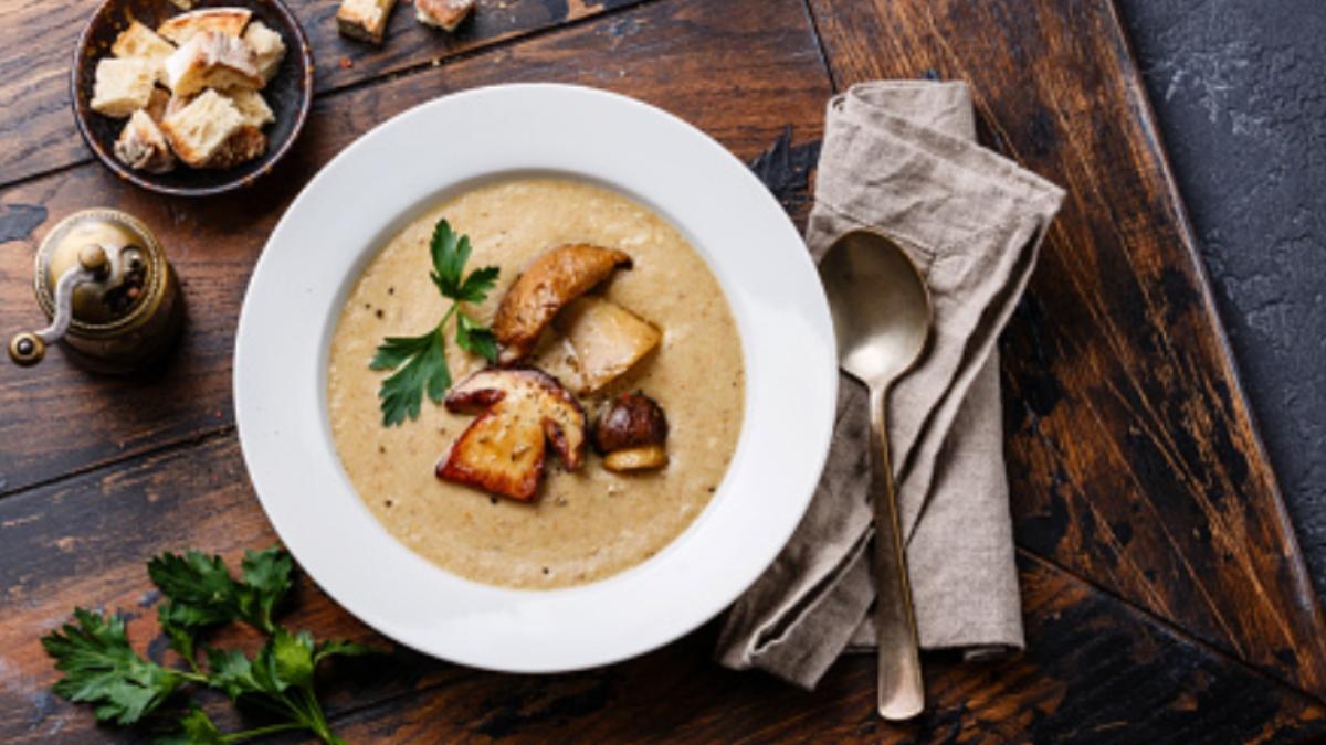 3 sopas y cremas caseras listas en 10 minutos fáciles de preparar