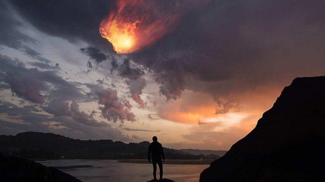 Caída meteorito