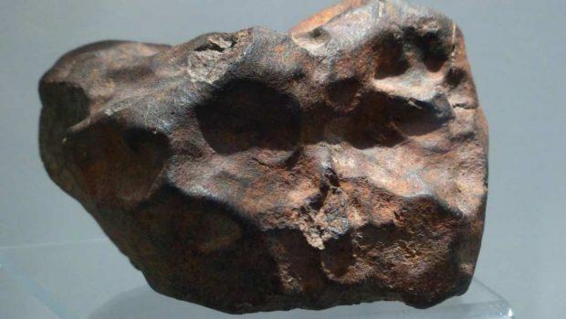 Caída de meteorito
