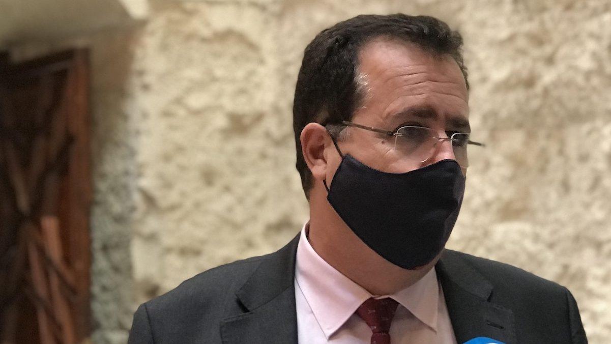 El delegado de Gobernación del Ayuntamiento de Sevilla, Juan Carlos Cabrera (Europa Press).