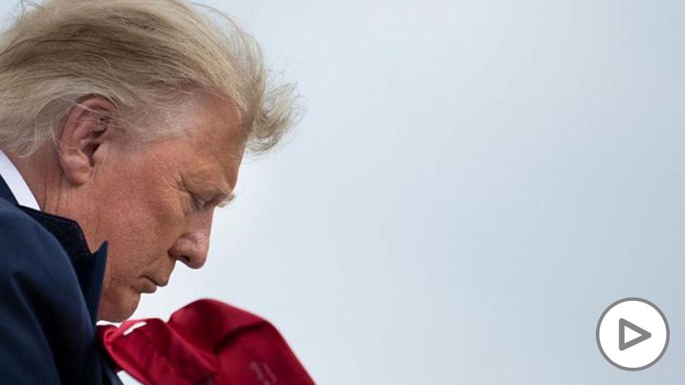 Trump, primer mandatario de la historia reciente de EEUU que no asistirá a la toma de posesión de su sucesor