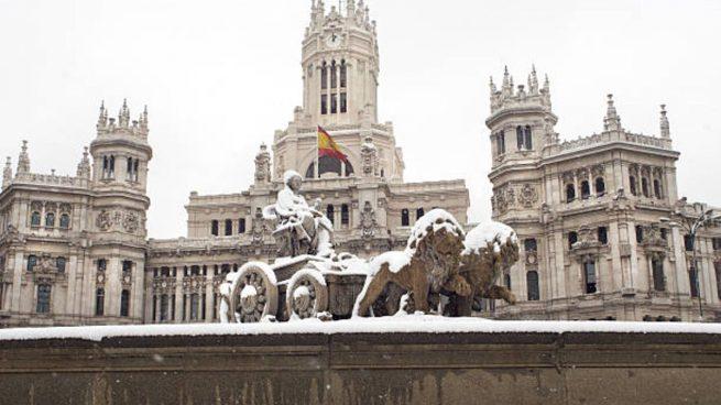 zona catastrófica Madrid