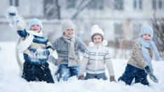 Pautas y consejos para que los niños se diviertan con la nieve de forma segura