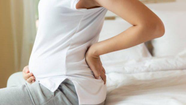 Dolor de espalda durante el embarazo: Causas, cómo tratar y cómo prevenir
