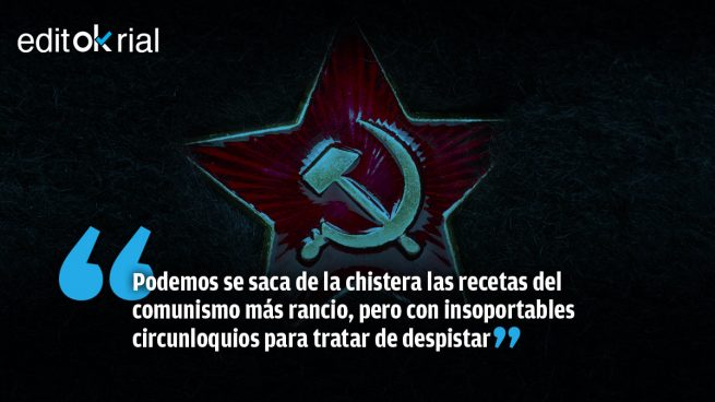 Podemos, el viejo comunismo de siempre