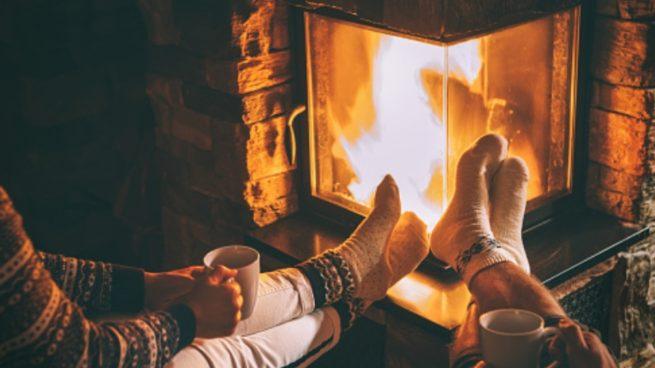 Cómo calentar rápidamente los pies fríos