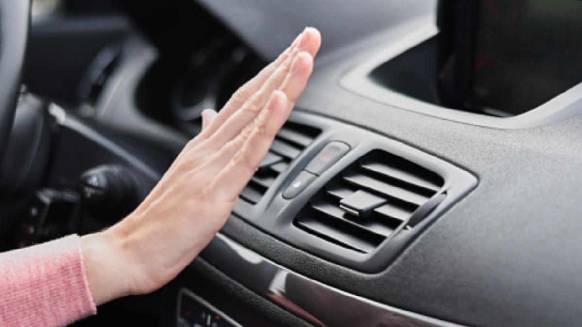 Pasos para usar la calefacción del coche los días más fríos