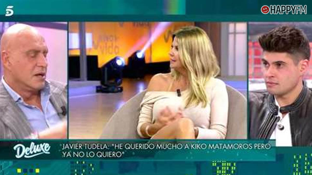 Javier Tudela en 'Deluxe'