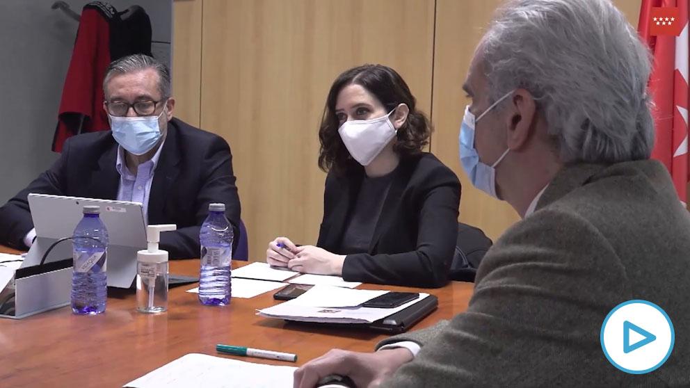 Madrid suspende las clases presenciales hasta el lunes 18 de enero