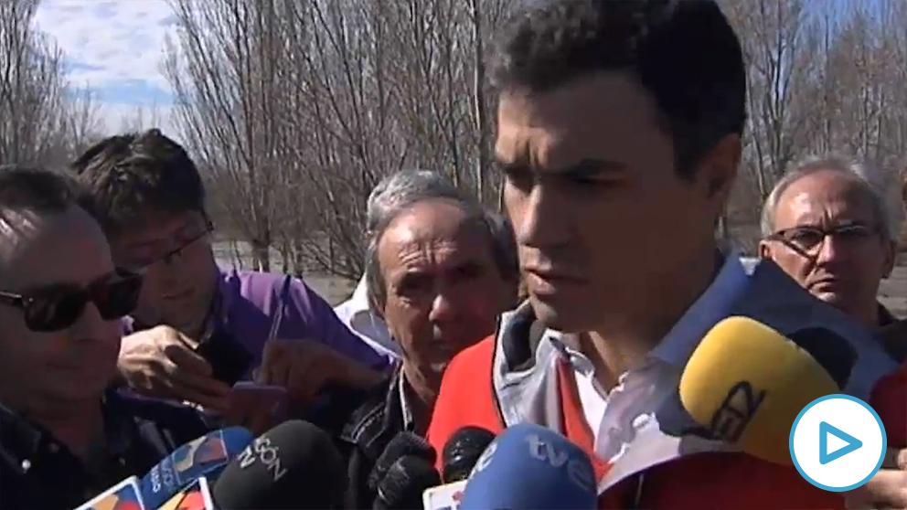 Pedro Sánchez, en 2015.