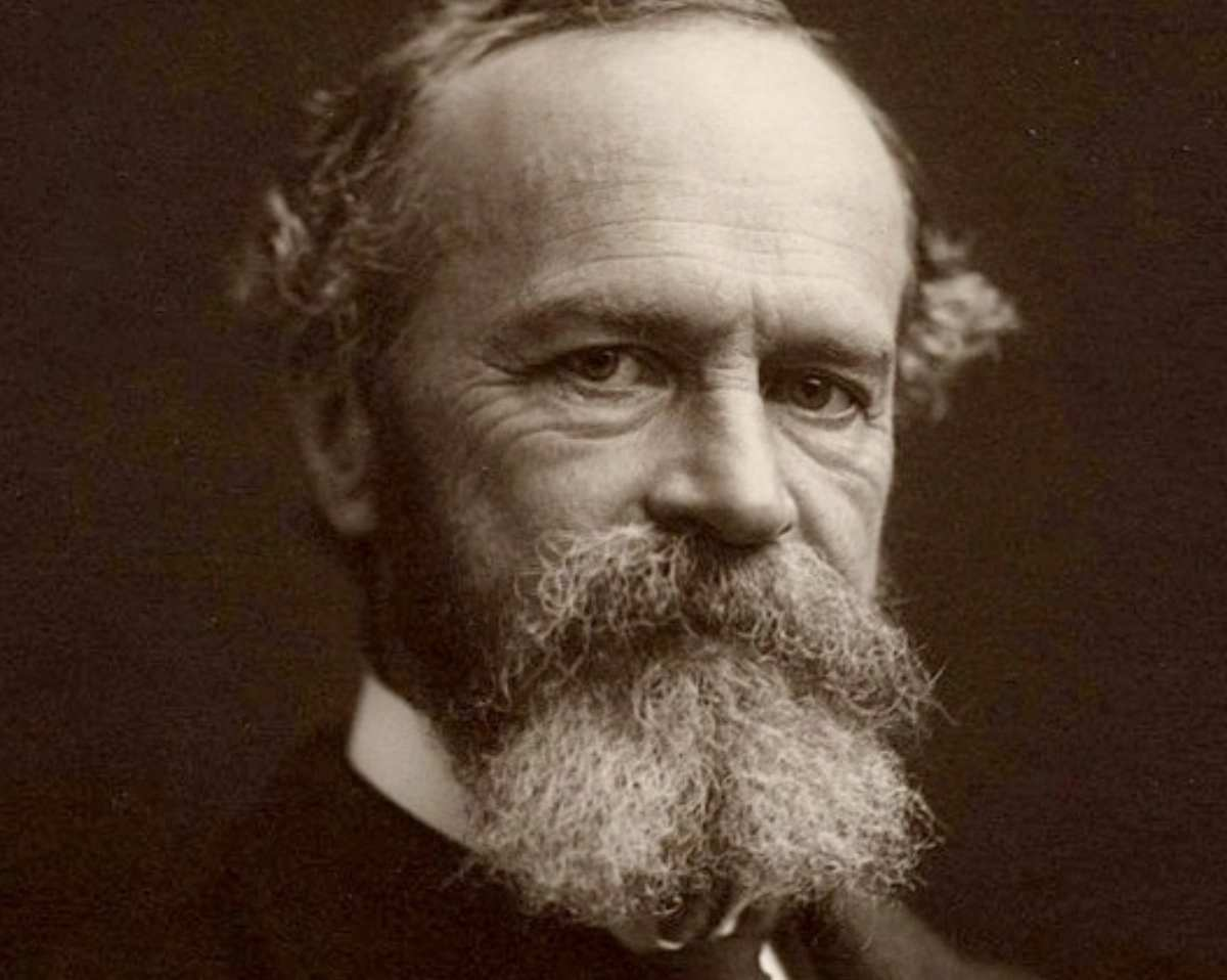 Frases del William James
