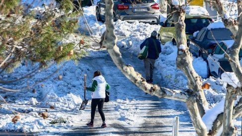 El Consorcio de Seguros dice que no habrá indemnización por nieve pese a los daños