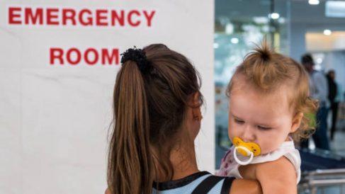 Descubre todas las situaciones en las que es necesario acudir con los niños a urgencias