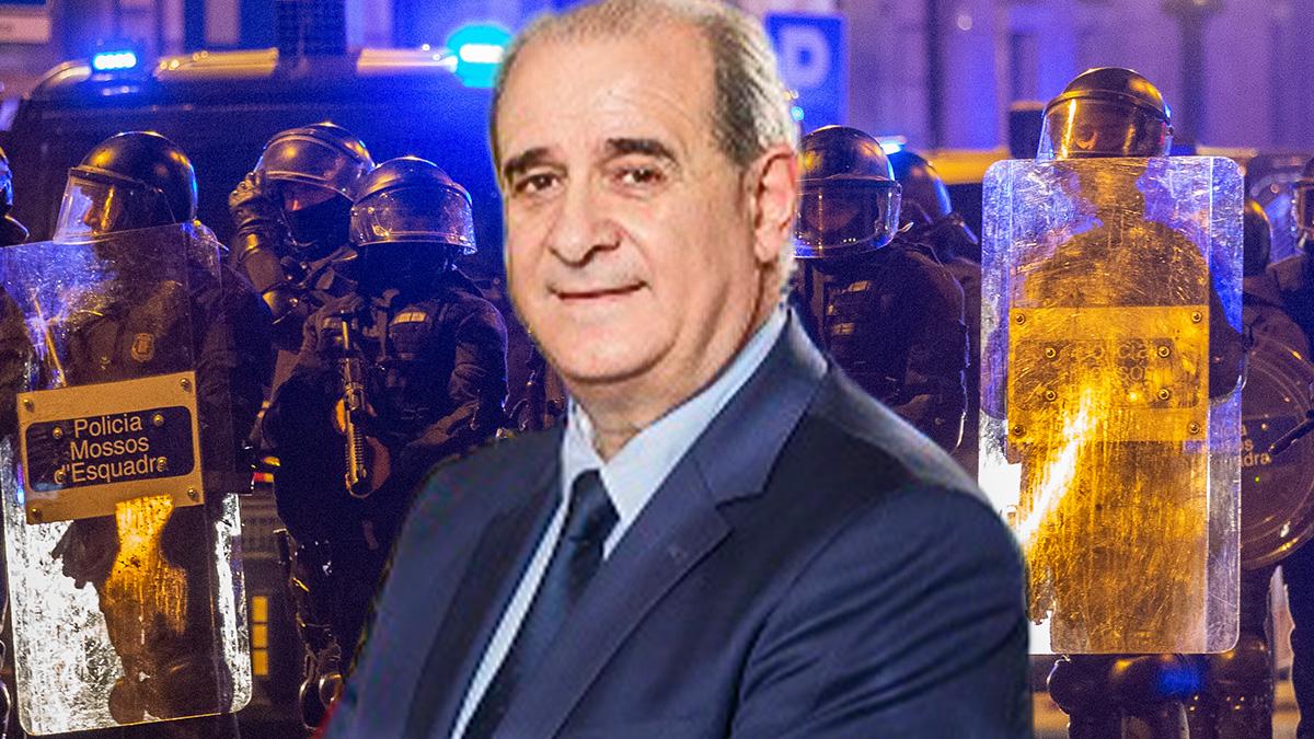 director general de la Policía Nacional, Francisco Pardo