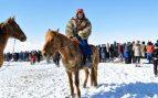Caballo mongol