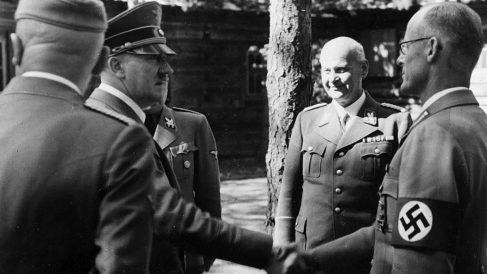 Hitler durante la II Guerra Mundial