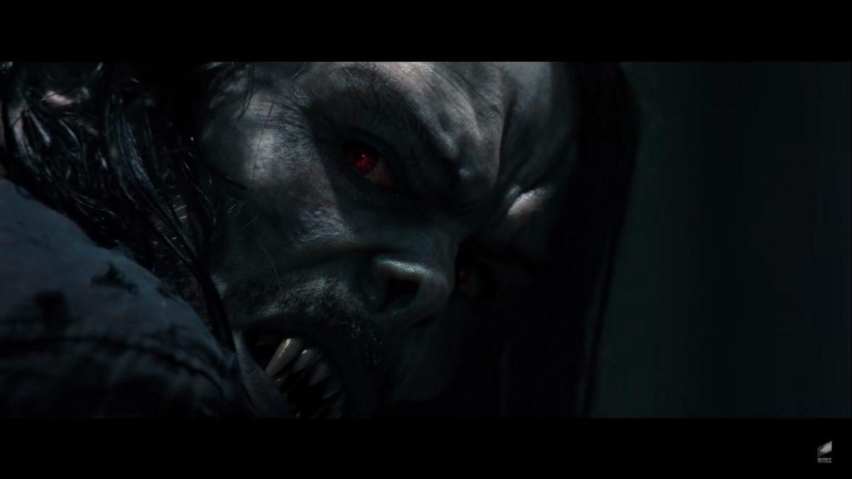 Se pospone el estreno de 'Morbius' por el coronavirus (Fuente: Tráiler 'Morbius' de Sony Pictures)