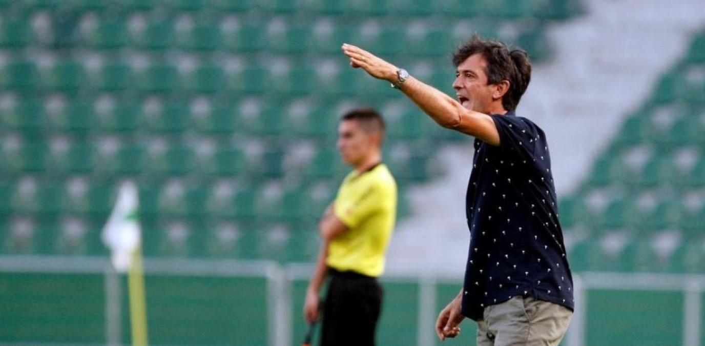 Pacheta, nuevo entrenador del Huesca. (sdhuesca.es)