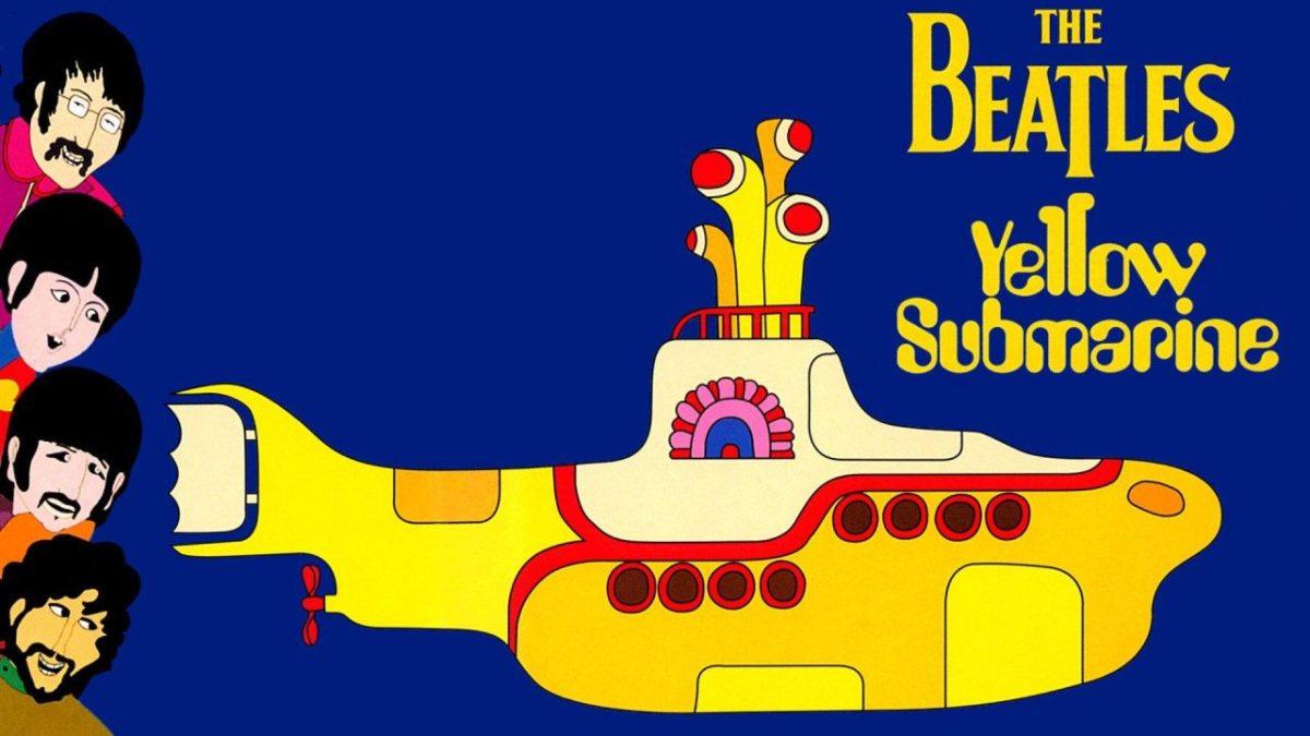 'Yellow Submarine' de The Beatles
