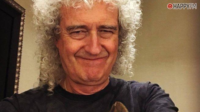 Brian May, de Queen