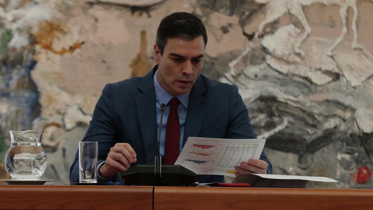 El presidente del Gobierno, Pedro Sánchez. (Foto: Moncloa)