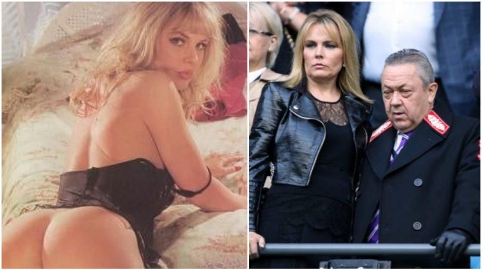 Eve Vorley antes y en la actualidad.