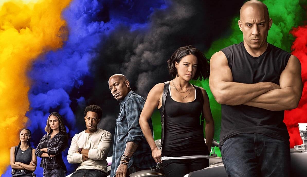 'Fast & Furious 9' llegará en mayo de 2021 (Fuente: Universal Pictures)