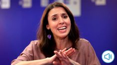Irene Montero: «Las mujeres tienen derecho a dedicarse tiempo y a tumbarse en el sofá para ver una película».