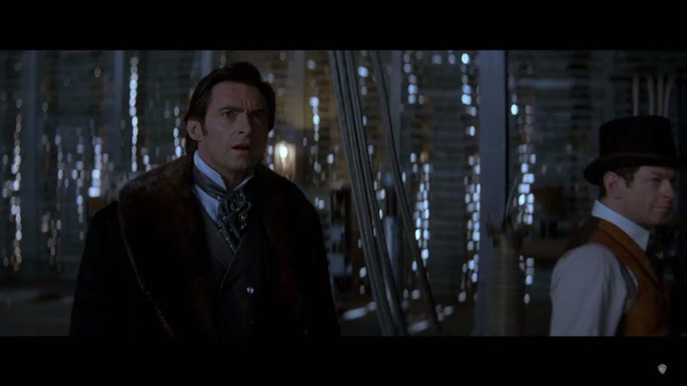 'El truco final' y 'El ilusionista' fueron películas similares estrenadas a la vez(Fuente: Tráiler Christopher Nolan 4K Ultra HD – Warner Bros)