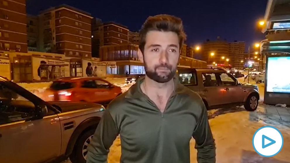"""Nacho Trillo tras ser censurado en TVE: """"Si no hubiera llevado la bandera de España me habrían sacado"""""""