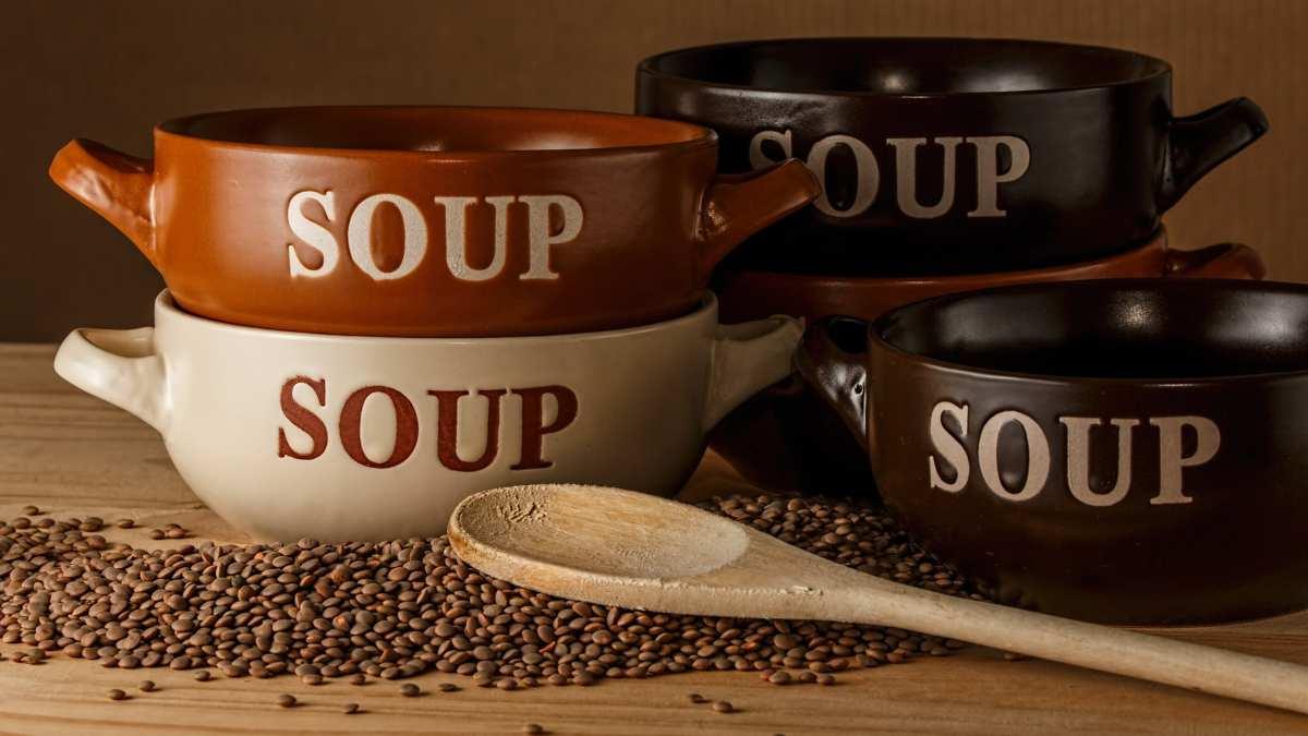 3 recetas de sopas