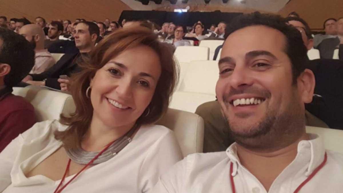Ximo Coll y Carolina Vives, alcaldes del PSOE en El Verger y Els Poblets (Alicante).
