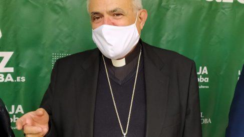 El obispo de Córdoba, Demetrio Fernández (Foto: EUROPA PRESS).