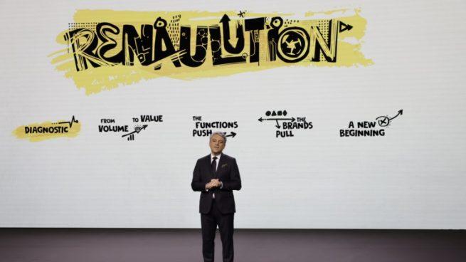 Renault lanza un nuevo plan estratégico: reducirá sus costes fijos en 3.000 millones hasta 2025