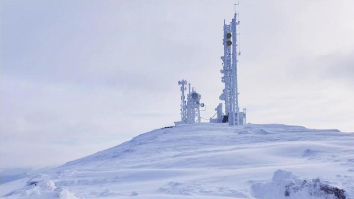 Telefónica activó un plan de emergencia y reforzó puntos críticos para asegurar el servicio durante 'Filomena'