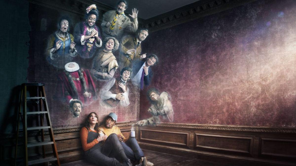 'Fantasmas' llega a Movistar+